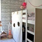 Marvelous IKEA Hack DIY Bunk Bed Fort