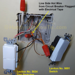 150x150 how to install a panasonic whisperfit ez bathroom fan Panasonic Car Stereo Wiring Diagram at mifinder.co